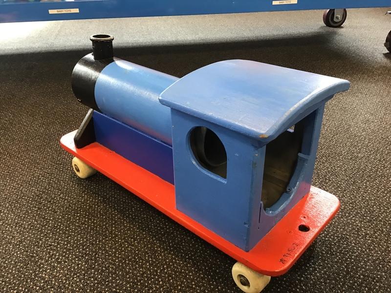 T1502: Thomas Large Push-toy