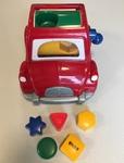 E1128A: Chicco Auto Shape Sorter