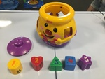 B1801: Fisher Price Laugh and Learn Cookie Shape Surprise