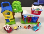 L1802: Fisher Price Little People Animal Rescue