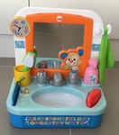 D1802: Fisher-Price Laugh & Learn Let's Get Ready Sink