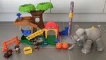 L1803: Fisher-Price Little People Big Animal Zoo