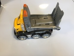 T181: Mega Blocks CAT Tow Truck
