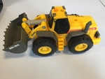 T182: Matchbox Front Loader MBX-2803 Steam Shovel