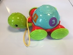 B1805: Fisher-Price Pull-Along Turtle