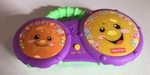 W1801A: Fisher-Price Laugh & Learn Bathtime Bongos