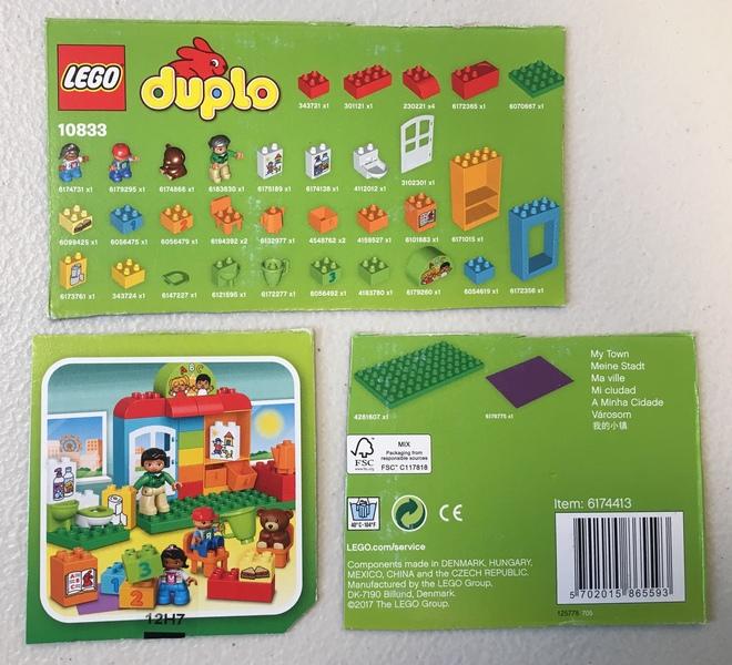 C1805A: Duplo Preschool