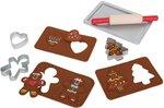 D1809: Hape Gingerbread Baking Set