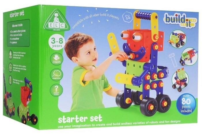 C1806: ELC Build It Starter Set