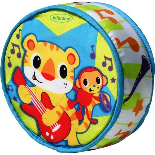 B1809: Infantino Tap & Roll Musical Drum
