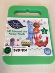 DVD1801: In The Night Garden... All About the Ninky Nonk