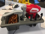 D1810: Fisher-Price Drillin' Action Tool Set