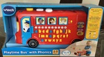 E1809: Vtech Playtime Bus with Phonics