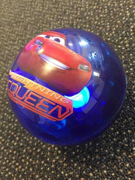 G1901: Lightning McQueen Light Up Ball