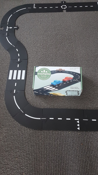 L1902: Way to Play the flexible toy road Highway