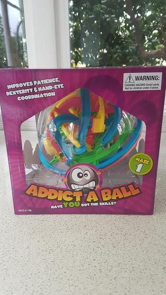 G1904: Addict A Ball