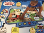 G1905: Thomas and Friends interactive playmat