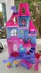 L1904: Little People Disney Princess Magical Wand Palace @