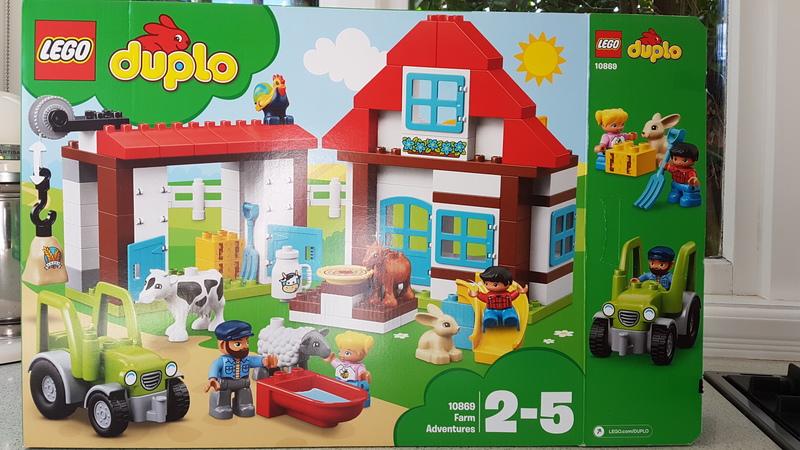 C1902: Duplo Farm Adventures