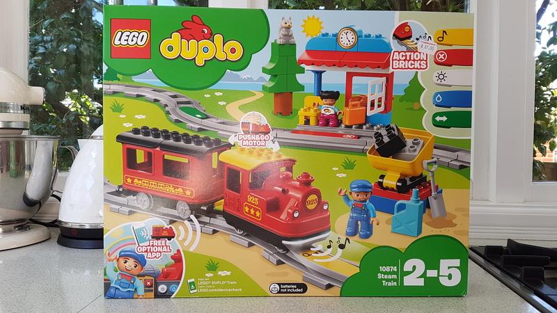 C1903: Duplo Steam Train