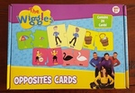 G1906A: The Wiggles Opposites Cards