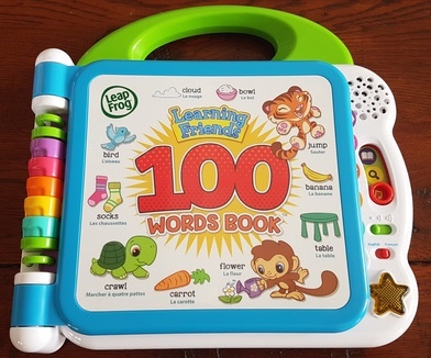 E1905: Leap Frog 100 Words Book