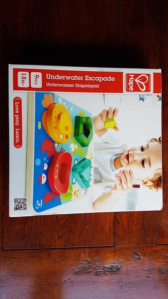 P1915: Hape Underwater Escapade Puzzle