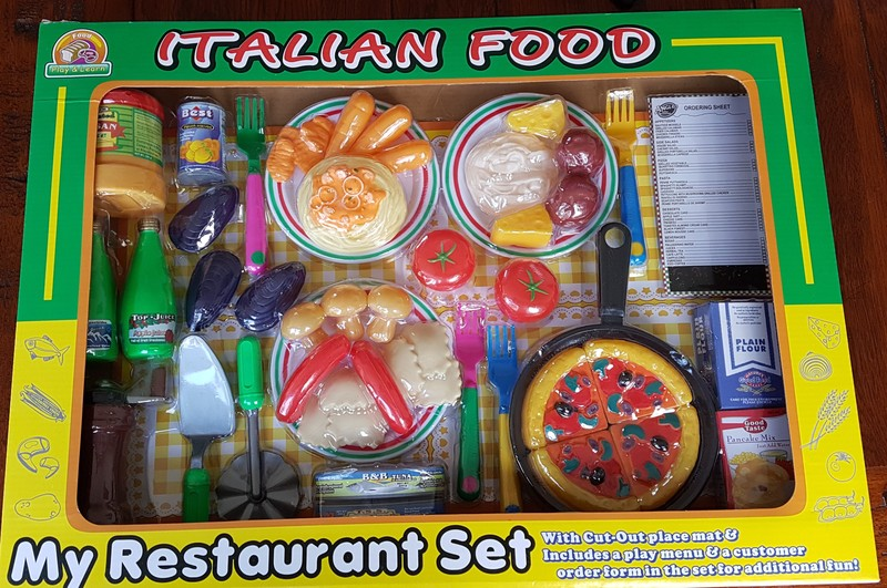 D1911: My Favorite Home Italian Food