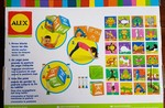 G1915: Alex Yoga Activity Blocks