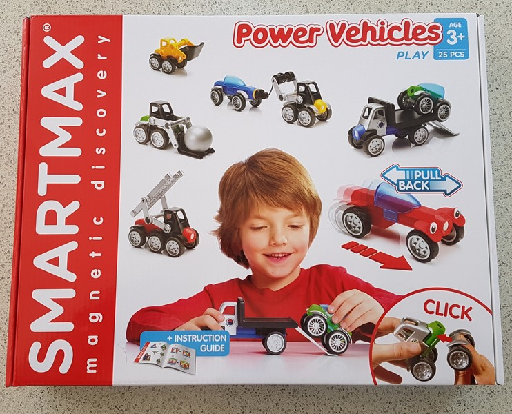 T1910: Smart Max Power Vehicles