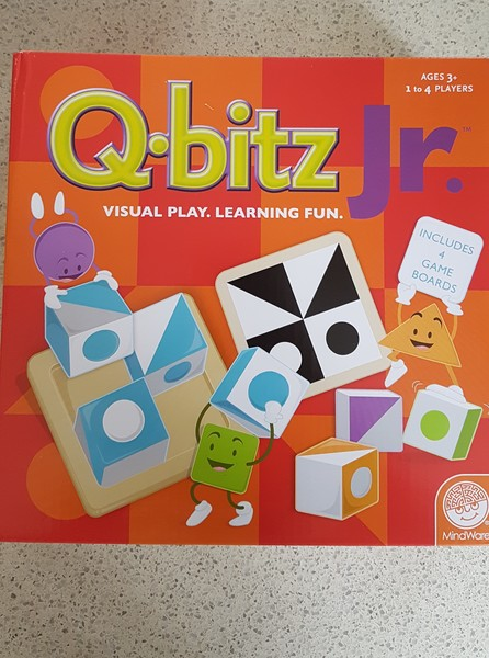 G1919: Q-bitz Jr
