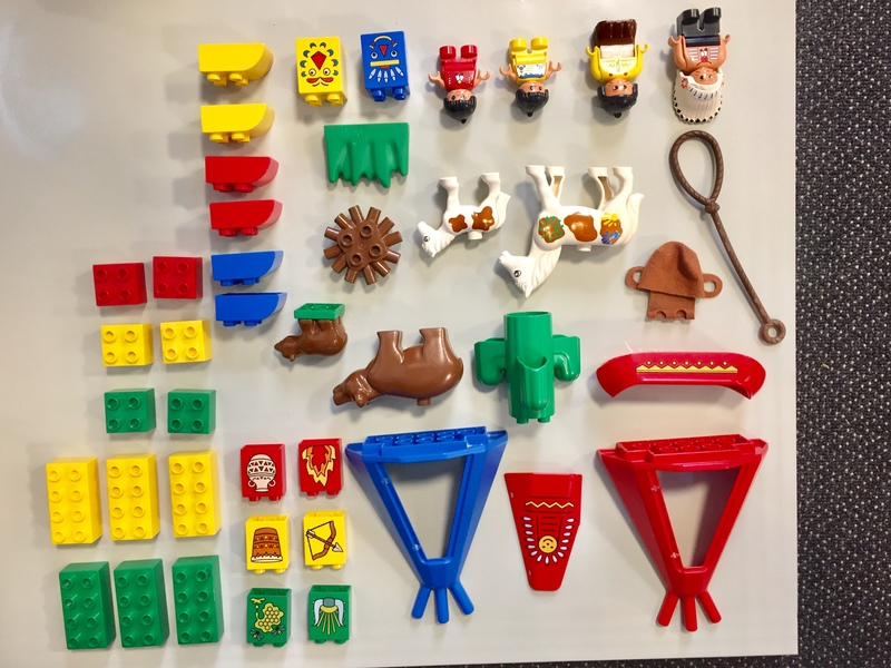 C473: Duplo Big Chief's Camp