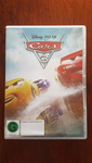 DVD1908: Disney Pixar Cars 3