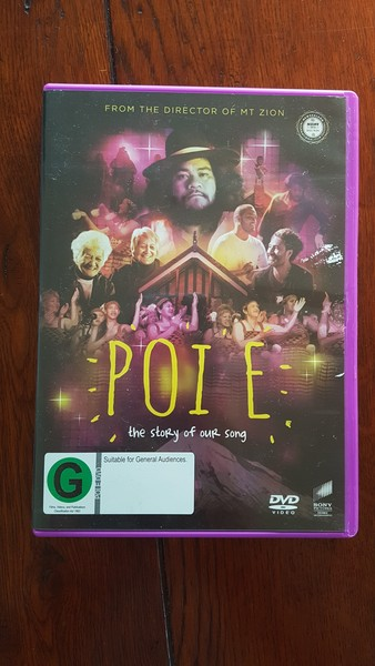 DVD1909: POIE the story of our Song DVD