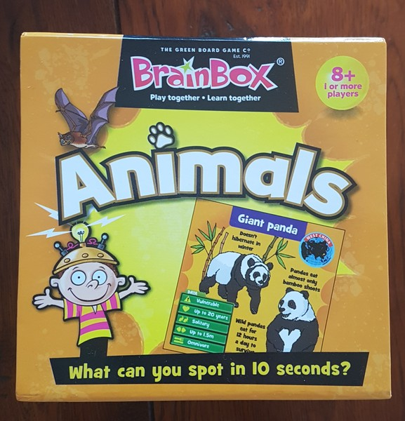 G1924: Brain Box Animals