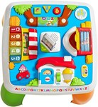 B1918: Fisher Price Around The Town Learning Table