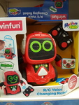 G1926: Winfun R/C Voice Changing Robot