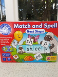 E1910: Orchard Toys Match & Spell Next Step