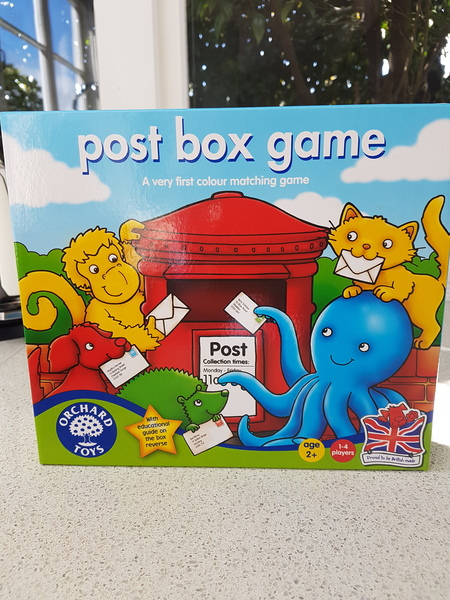 G1929: Orchard Toys Post Box Game