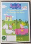 DVD1912: Peppa Pig Princess Peppa & Sir George the Brave