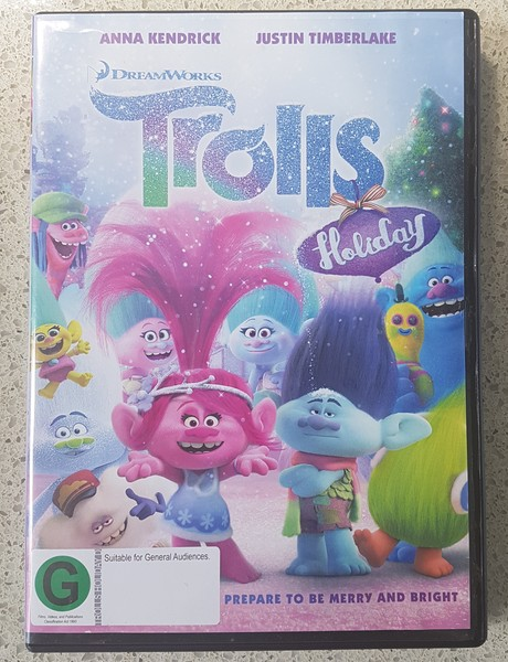 DVD1917: Trolls Holiday