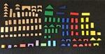 C1920: Wooden Blocks (112 pieces)