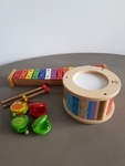 M2003: Music Set Drum, Xylophone, Castanets