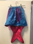 D34: Mermaid Blue & Pink Skirt (M)