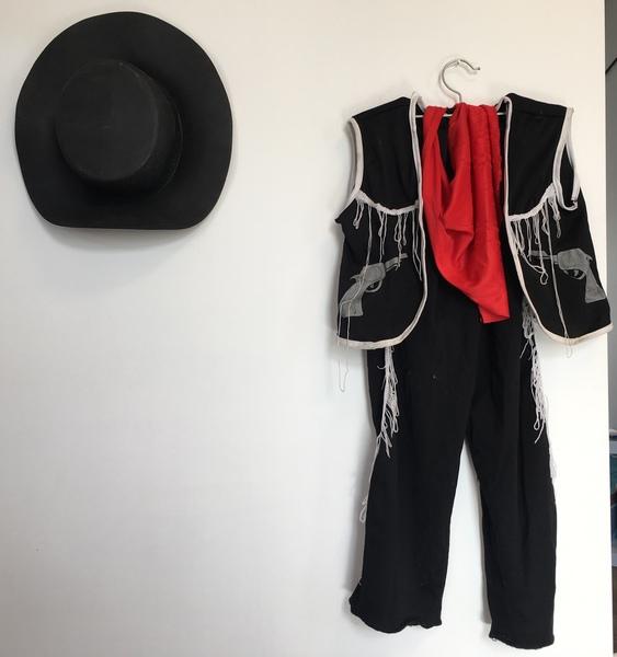 D60: Cowboy Costume