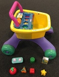 D92: Fisher Price Shop & Learn Walker
