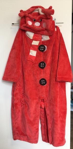 D133: Chou Chou Bug Red Dress Up
