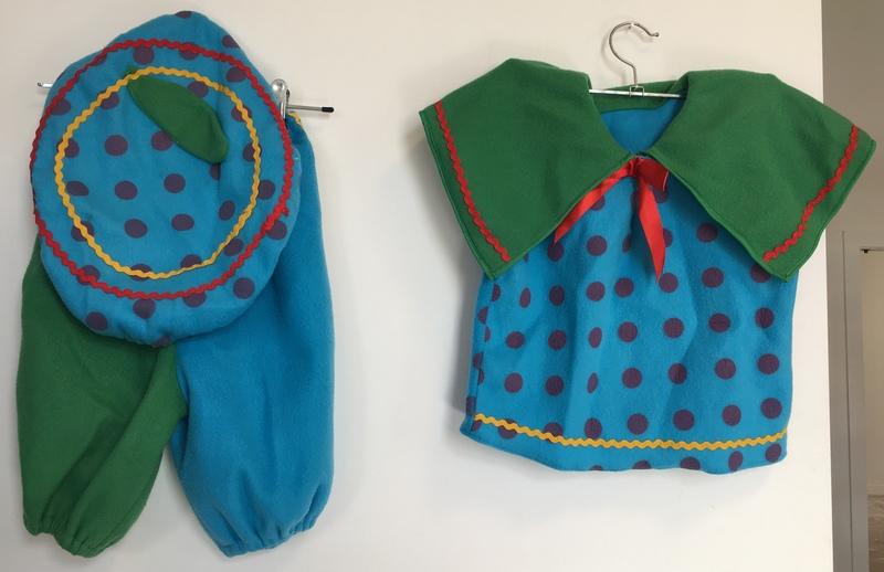D141: Pixie Costume