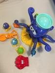 D152: Play Doh Octapus