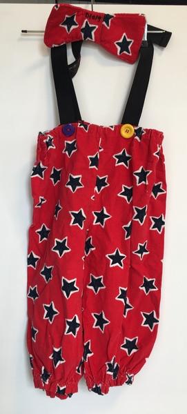 D1019: Star Clown - dress up